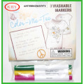 Non-toxic Permanent Textile Pen for Drawing on T-shirt