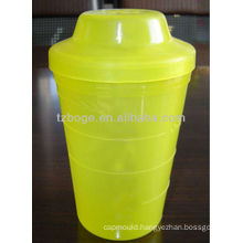 P20 steel plastic cup injection mould