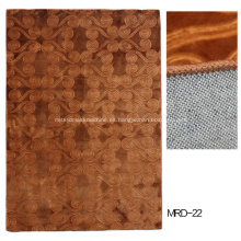 Alfombra hecha a máquina, alfombra de pared a pared, alfombra de relieve