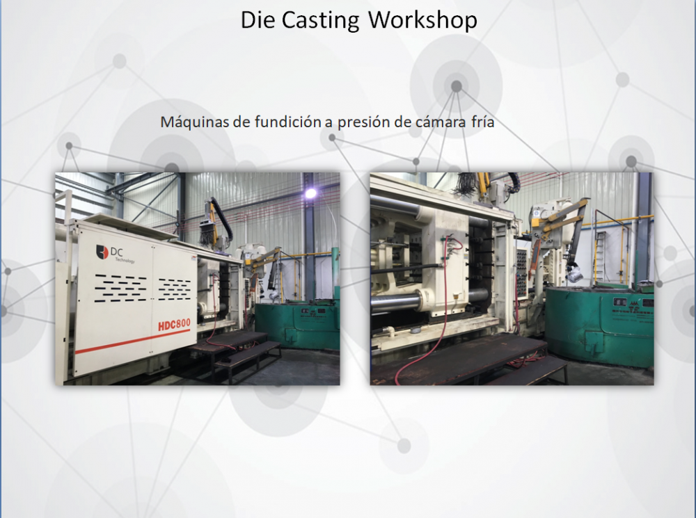 Spain Die Casting Workshop