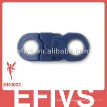 Bracelet collier latéral en plastique Paracord