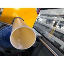 Maschinenkosten für die Herstellung von PVC-Rohrgewinden