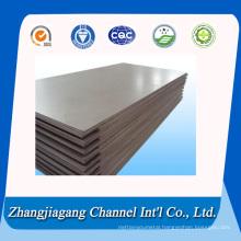 The Price of Industrial Using Titanium Plate