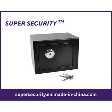 Key Operated Home Security Money/Cash Safe Security Box (STB0609)
