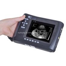 Máquina de ultrasonido veterinaria portátil de escáner portátil de mano