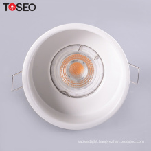 Pressing metal lamp holder GX53 recessed dia 108mm cutting 85mm down light housing