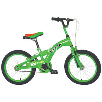 Kids Bike with Support Wheel