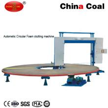 Máquina de corte horizontal y vertical de espuma CNC con cuchilla oscilante