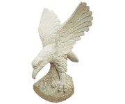 China Decorate Stone Bird Carving Sculpture