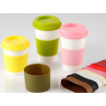 100% Food Grade Silicone Rubber Cup Sleeve