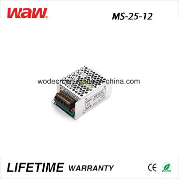 Ms-25 SMPS 25W 12V 2A Ad/DC LED Driver