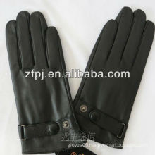 men wholesale christmas gloves with leather motorcycle