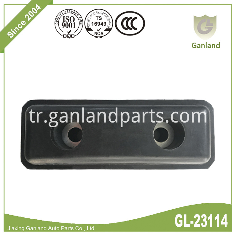 Black Rubber Buffer GL-23114