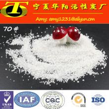 Preço competitivo de quartiz areia de sílica com conteúdo de SiO2 99% para abrasivos