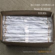De Buena Calidad Alambre galvanizado del Gi del alambre del hierro para el enlace obligatorio