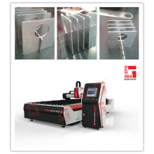 Fiber Metal Laser Cutting Equipment/Laser Engraver with Ce, ISO