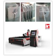 Fibra Metal Equipamento de corte a laser / gravador de laser com Ce, ISO