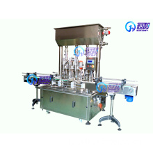 Automatic Sauce Hot Filling Machine for Bottles or Cans (GHAPF-4/8)