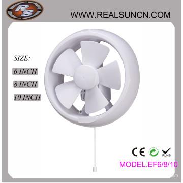 6inch / 8inch / 10inch / 12inch Abluftventilator Lüftungsventilator mit Kette