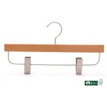 Premium Design Natur Holz Holz Hose Hanger