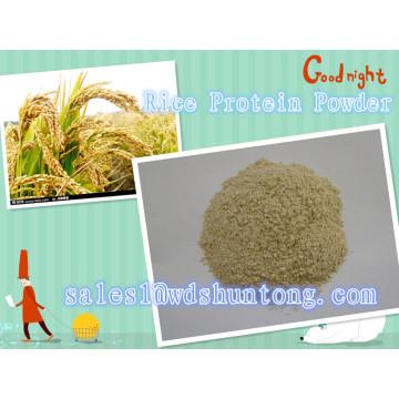 Polvo de proteína de arroz con alta calidad