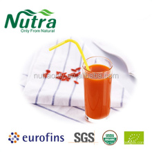 Organic Nature and Pure Goji Berry Juice powder