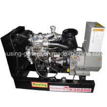 25kVA-37.5kVA Isuzu generador abierto diesel (IK30250)