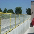 galvanized chain link fence mesh roll weight
