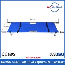 Hospital portable stretcher folding stretcher