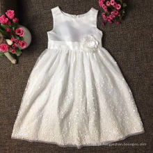 Lantejoulas vestido de princesa