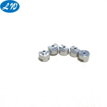 OEM aluminum CNC turning part block