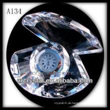 Kristall Shell Uhr A134