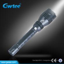 Lampe de poche rechargeable LED haute puissance