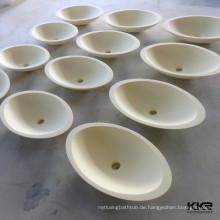Elfenbeinfarbener Waschbeckepreis in indischem