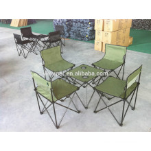 2015 Folding camping sets,table and chair with carry bag