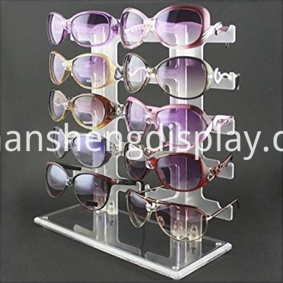 Acrylic Sunglasses Rack