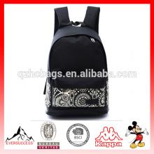 promoción de bolsos escolares y universitarios, mochila escolar resistente al agua al por mayor