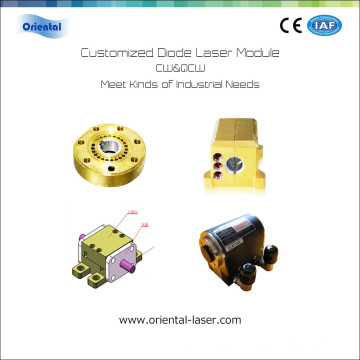 High Performance Laser Pump Diode, 808nm laser 1000W Diode