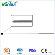Instruments d'endoscopie transforaminale lombaire Sharp Cone-Edged