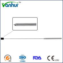 Instrumentos de endoscopia transforaminal lombar Sharp Cone-Edged