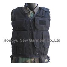 Тактический пуленепробиваемый жилет Хорошее качество для военных / полиции