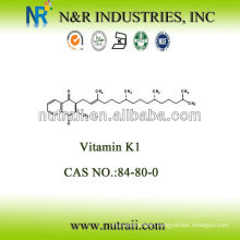 Quality Good Vitamin K1 powder 20% CAS #84-80-0