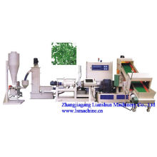 CE/SGS/ISO9001 PP reciclado de PE y línea de la granulación