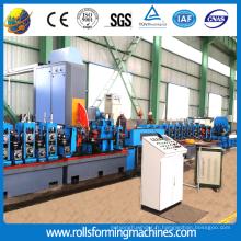 Tube chinois production machine/rouleau formant ligne moulin