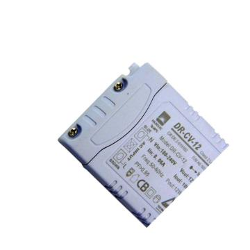 DALI dimmable 12W 12v 24v led driver