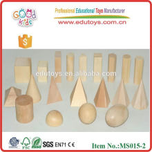 Bildung Spielzeug Geometrie Box Block Set