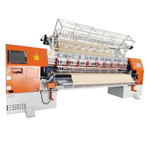 High-End Automatic Computerized Multi Needle Quilter for Garments Sewing