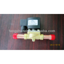 2W 2 position hydraulic solenoid valve 220v ac