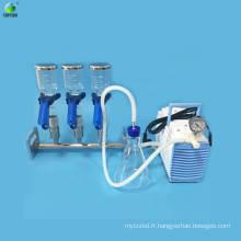 Pompe à vide à membrane / pompe à membrane / pompe à vide