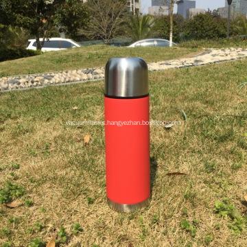 Compact Custom Stainless Steel Vacuum Flask, 750ML